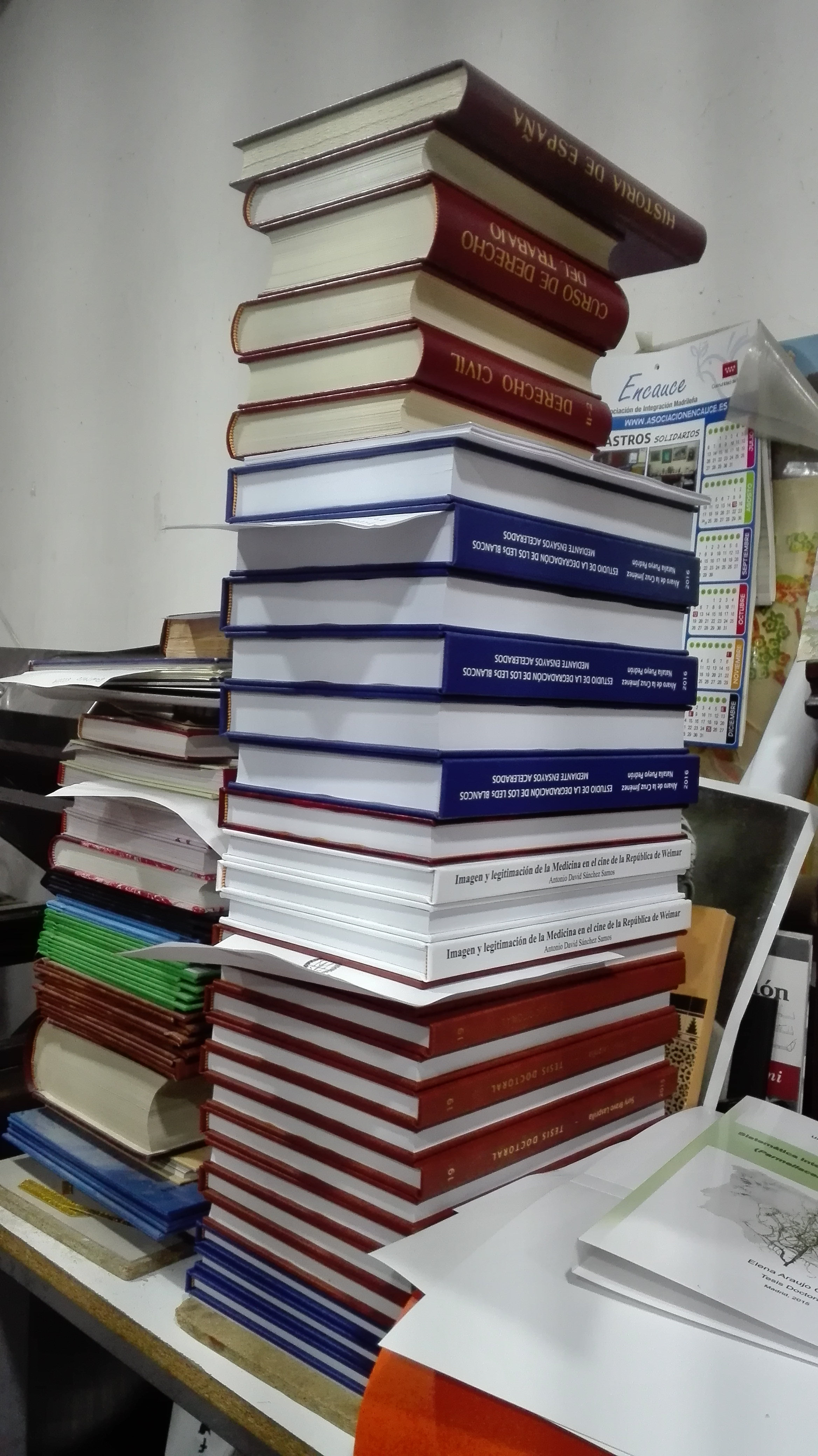 proyectos y tesis